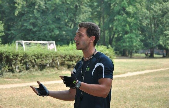 Sergio Catanea - Military Fitness